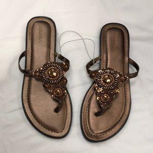 Xhilaration brand new sandals